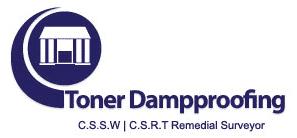 Toner Dampproofing